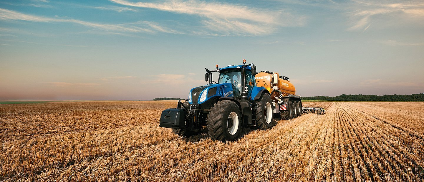 New Holland Clean Energy Leader