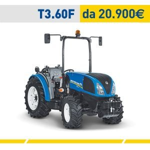 Trattore New Holland T3.60F