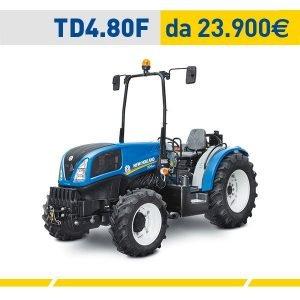 Trattore New Holland TD4.80F