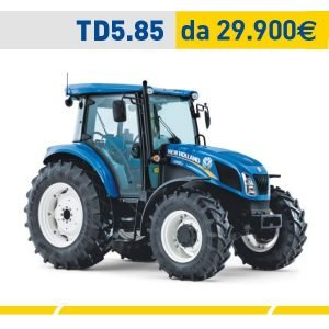 Trattore New Holland TD5.85